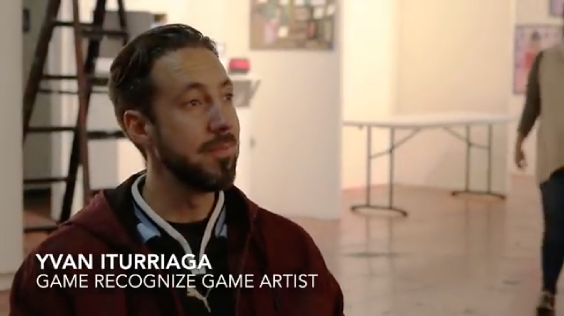 Game Recognize Game Artist Interview: Yvan Iturriaga