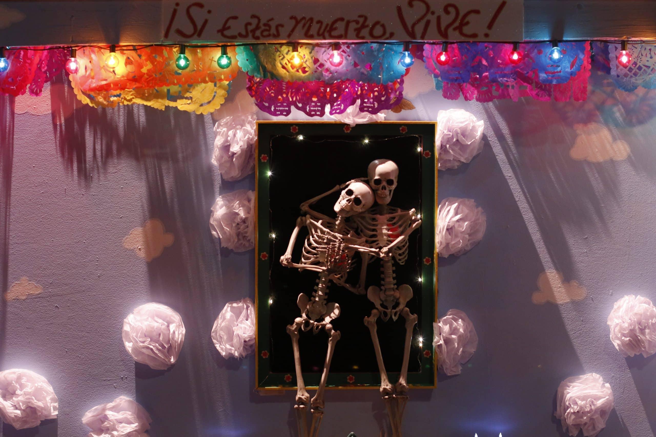 A Promise Not to Forget: Dia de los Muertos