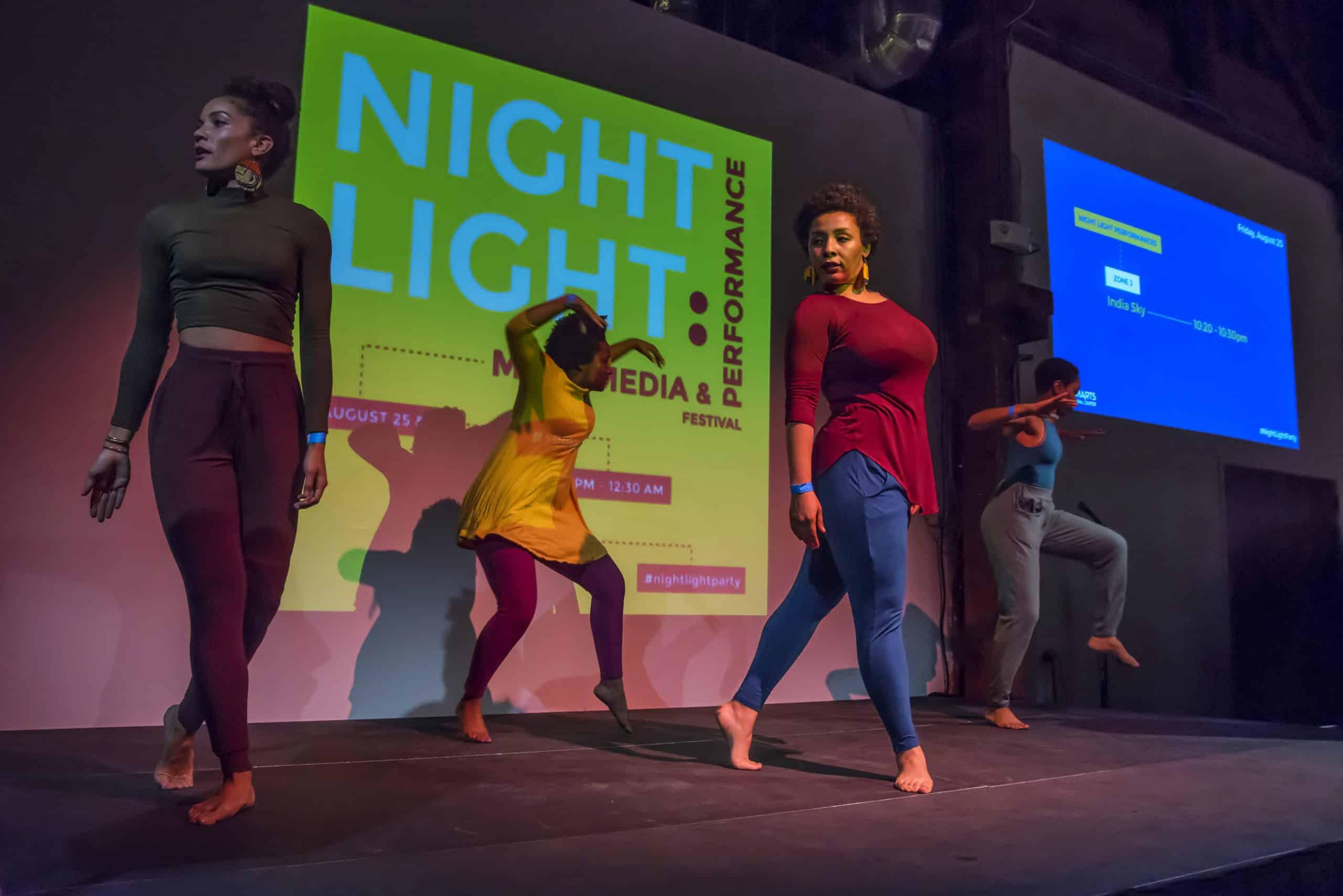 Night Light 2017