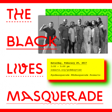 Black Lives Masquerade