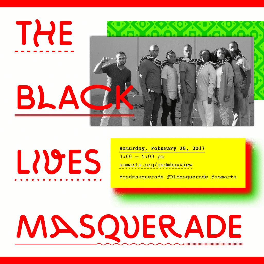 Black Lives Masquerade
