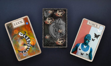 High Stakes Divination Cards Reading and Release