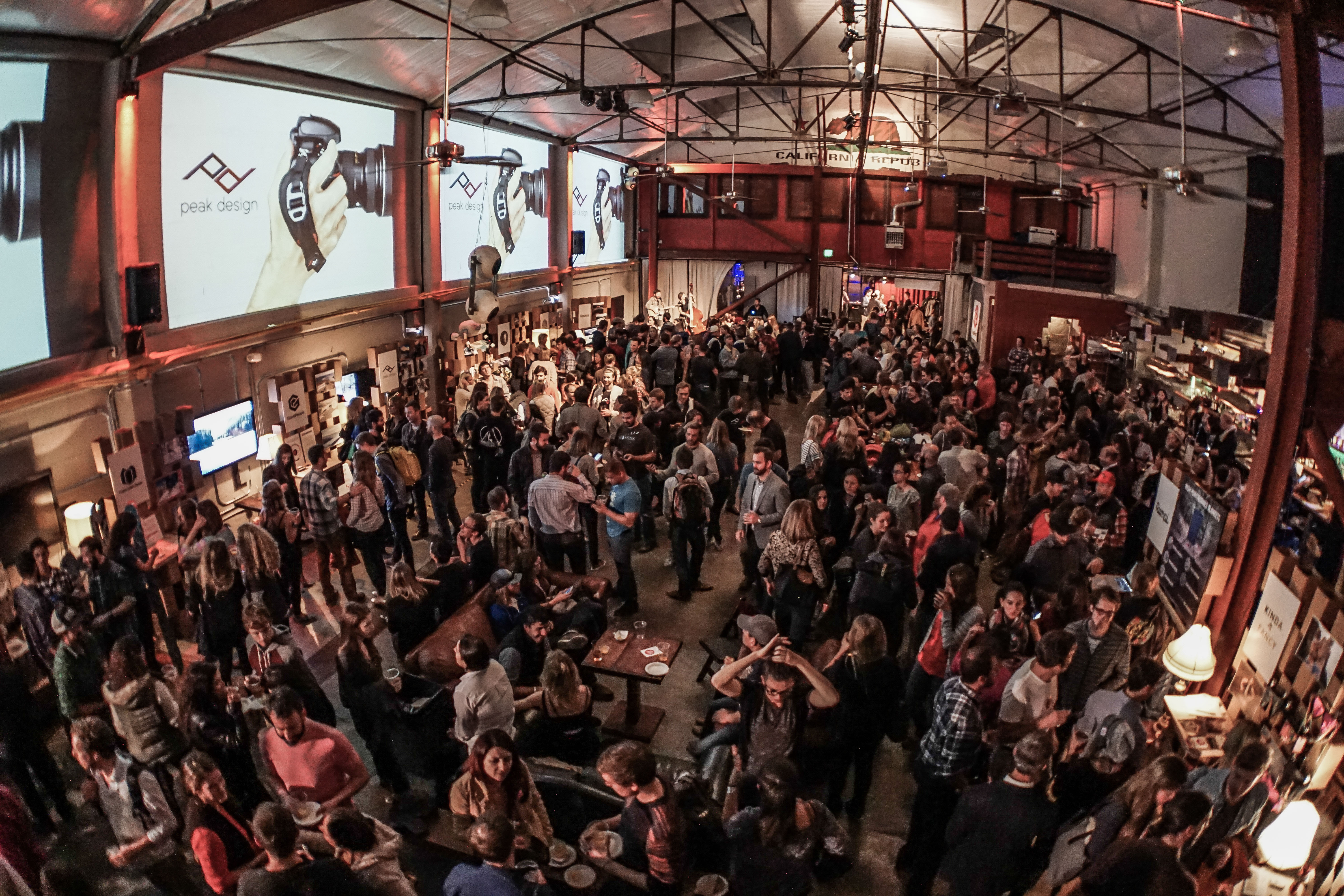 Outdoor SF 7: A Fundraiser party for the planet