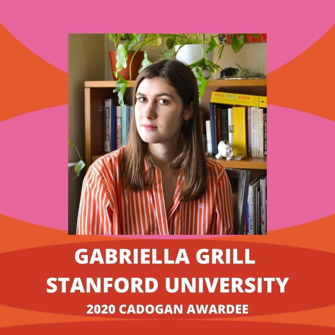 Artist feature gallery icon for artist Gabriella Grill