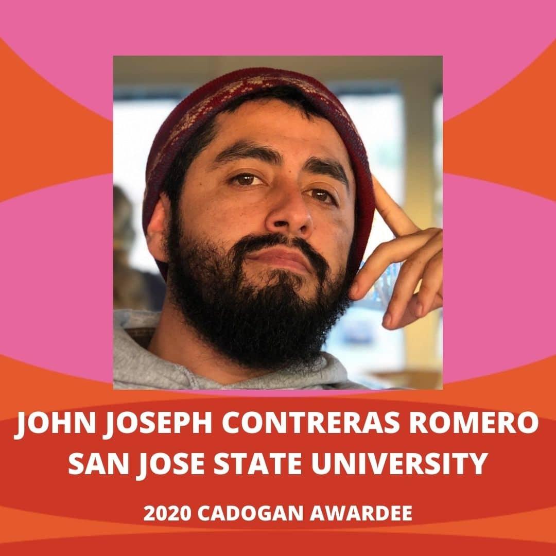 Artist feature gallery icon for artist John Joseph Contreras Romero