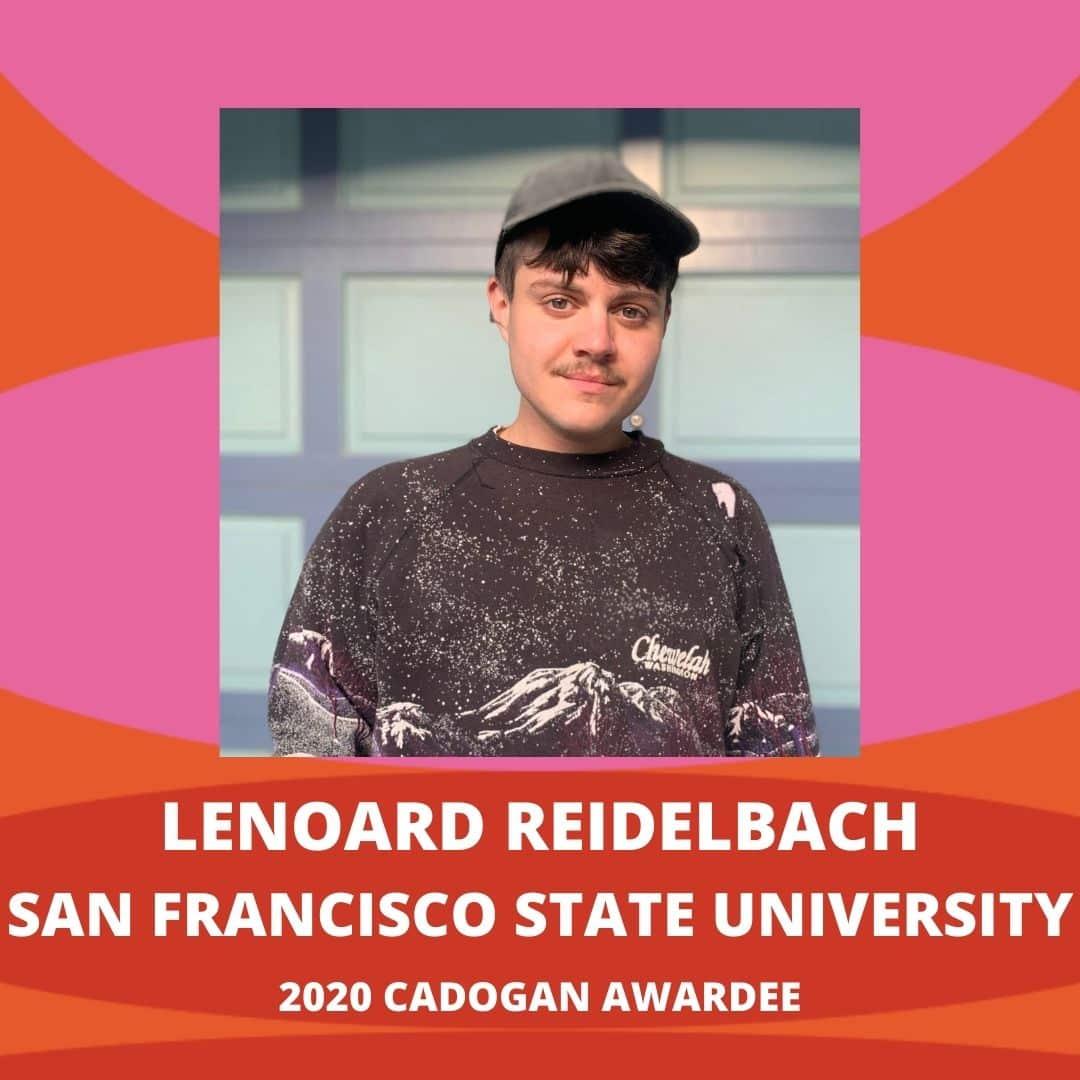 Artist feature gallery icon for artist Lenoard Reidelbach