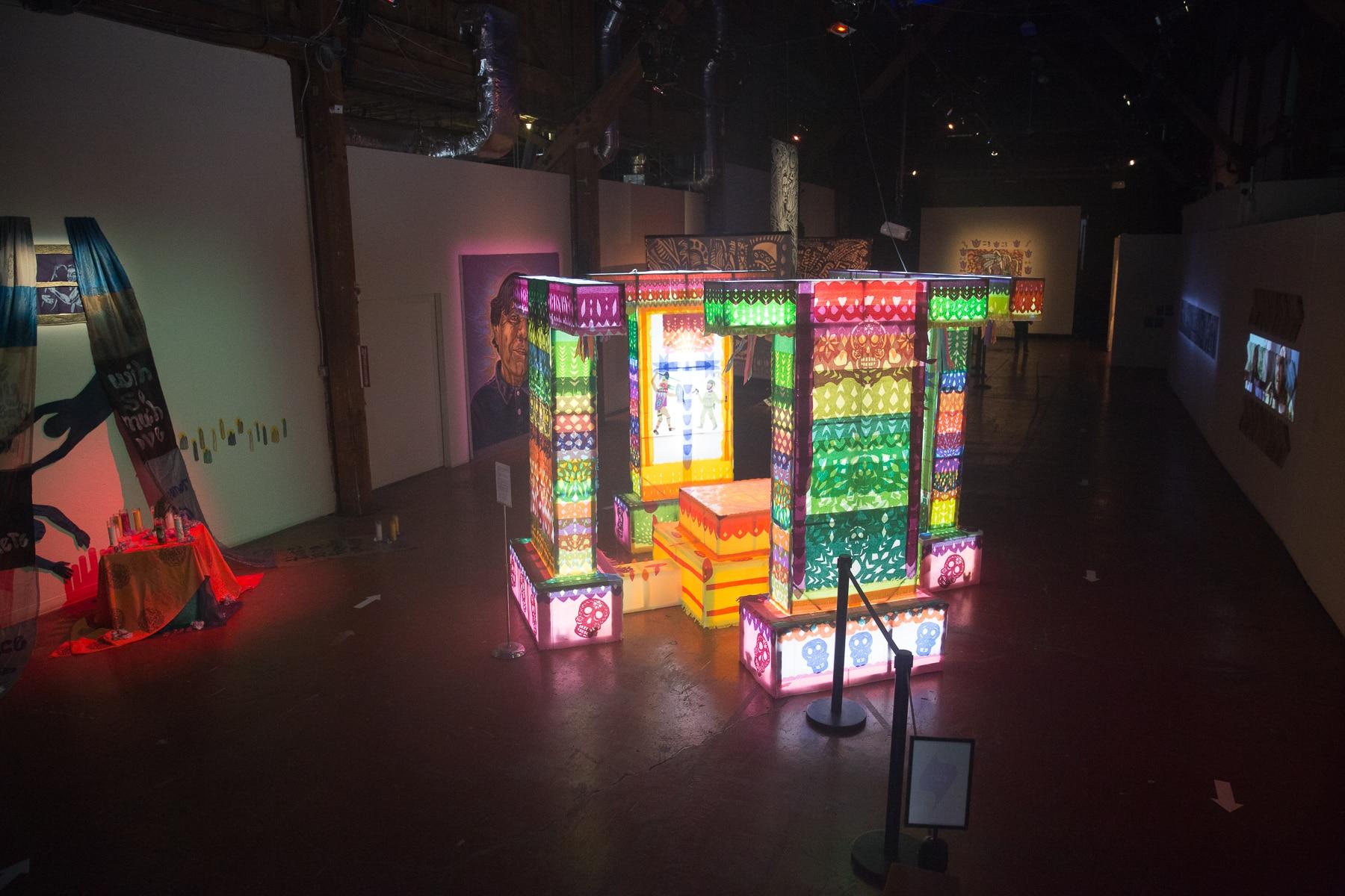 Living Legacies: Día de Los Muertos 2020 virtual tour and gallery