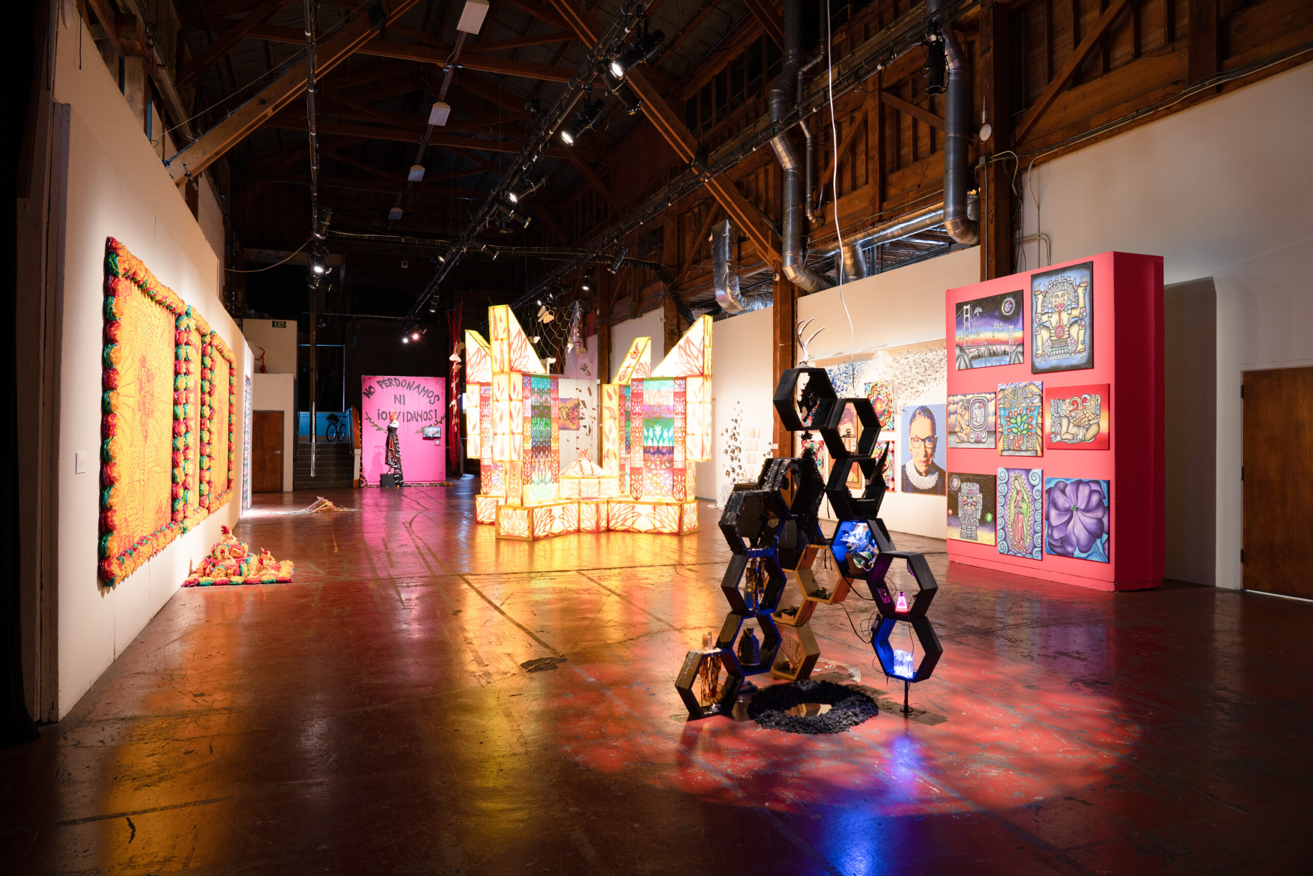 Dreams Emerging, Beyond Resilience Virtual Gallery Experience